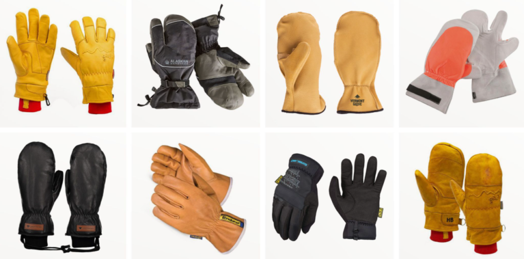 Types of Safety Gloves